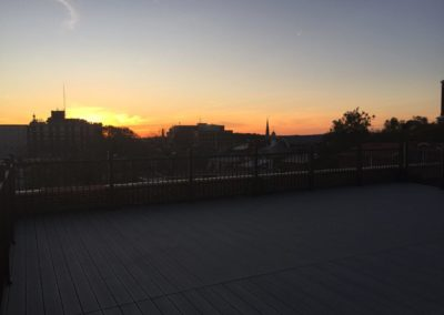 15 Two32-E-Market-Rooftop-Deck-Sunset